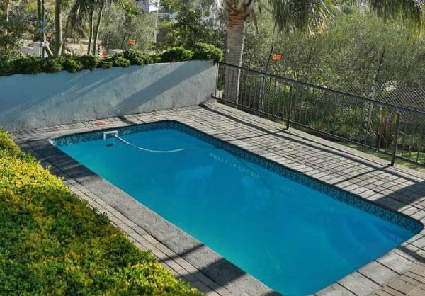 Monte Video Guest House Swimming Pool